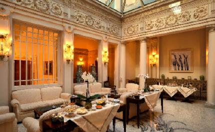 arthotel corona d'oro