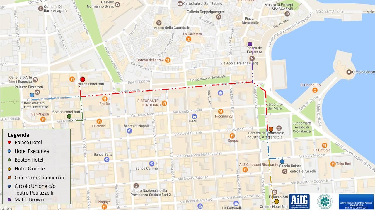 mappa rsa 2017 bari